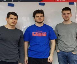 Ekipa PMF Niš pred odlazak na ACM-ICPC World Finals 4