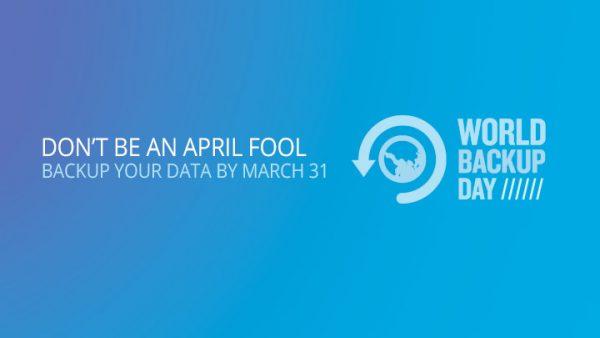 Svetski dan bekapa 1
