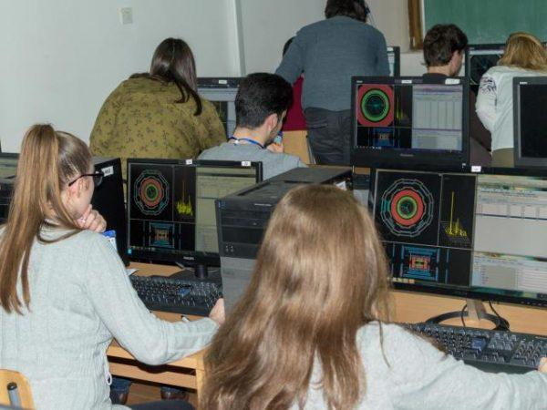 CERN Masterclass 2019 na PMF u Nišu 2