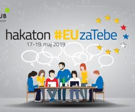 Prvi #EUzaTEBE hakaton u Beogradu 2