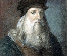 Leonardo da Vinči: Umetnik. Naučnik. Pronalazač. 4