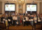 Dodela priznanja dobitnicima Javnog poziva u Rektoratu BU 2