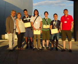 Zapažen uspeh učenika iz Srbije na BPO 2