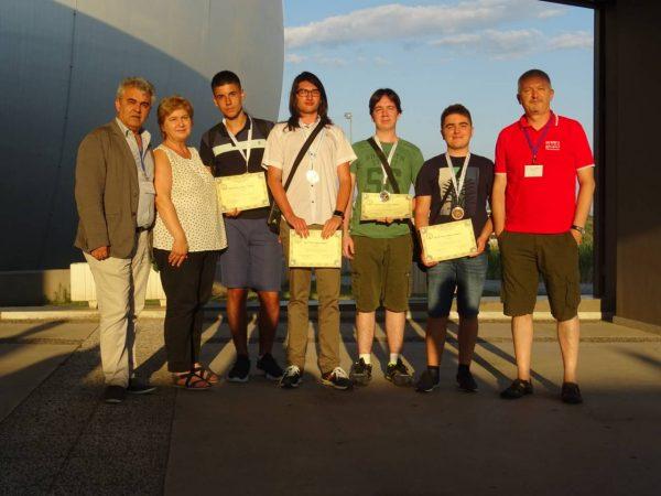 Zapažen uspeh učenika iz Srbije na BPO 1