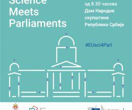 U parlamentu na Dan nauke o klimatskim promenama 8