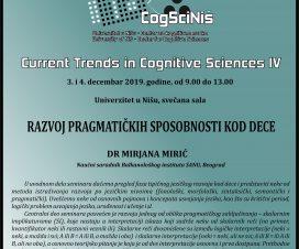 """Seminar """"Razvoj pragmatičkih sposobnosti kod dece"""" u Nišu 8"""