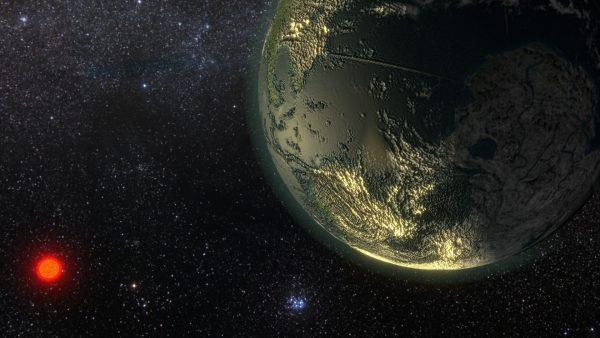 O ekstrasolarnim planetama u Nišu 1