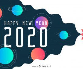 Srećna nova 2020. godina 3