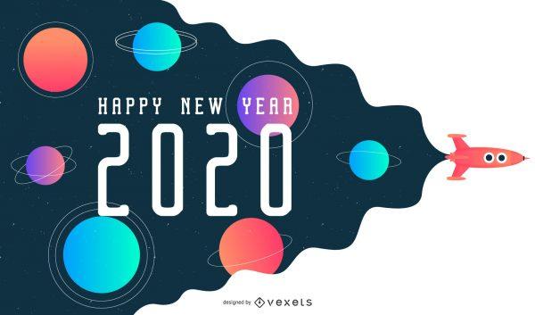 Srećna nova 2020. godina 1