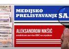 Medijsko prelistavanje sa Aleksandrom Nikšić 2