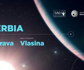 Planeta Vlasina oko zvezde Morave 2