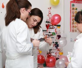 Održana Novogodišnja laboratorijska žurka na PMF-u 2