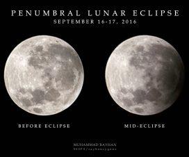 """""""Pomračenje"""" Meseca - 10. januar 2020 9"""