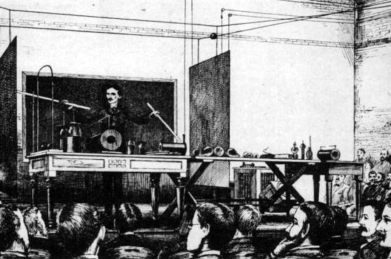 "Nikola Tesla - čovek koji je ""pronašao"" XX vek 4"