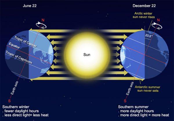 Dan kada je Zemlja najbliža Suncu (2019) 2
