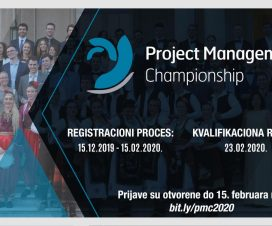 "Studentsko takmičenje ""Project Management Championship 2020"" 2"
