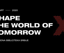 "TEDxBelgrade 2020 ""Shape the world of tomorrow"" 1"