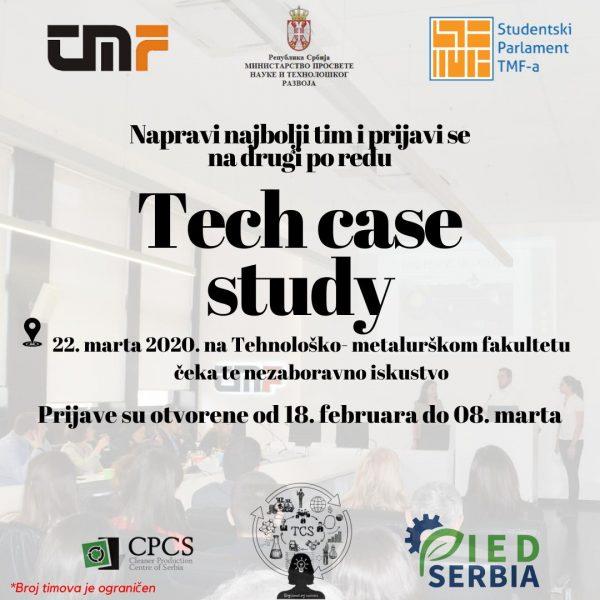 "Tehnološka studija slučaja ""Tech case study"" 1"
