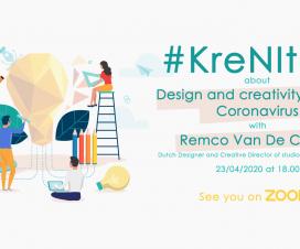 KreNI talks: Dizajn i kreativnost protiv koronavirusa 6