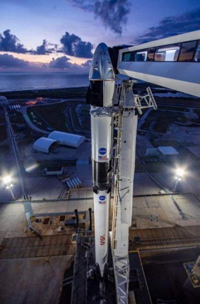 Pratite prenos lansiranja Falkon 9 i kapsule Dragon 2