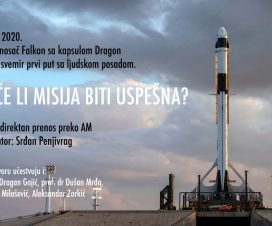 Pratite prenos lansiranja Falkon 9 i kapsule Dragon 1