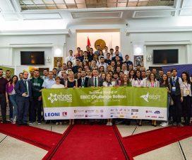 """EBEC Balkan - regionalna runda Evropskog """"BEST"""" inženjerskog takmičenja 4"""