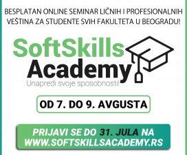 """""""Soft Skills Academy Digital - unapredi svoje sposobnosti!"""" 1"""