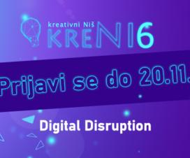 Otvorena prijava za učesnike KreNI6 konferencije kreativnih industrija 6