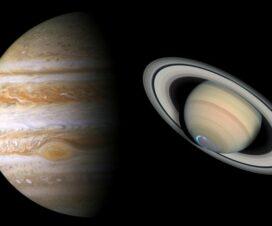 Velika konjunkcija Jupitera i Saturna 9