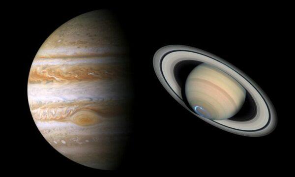 Velika konjunkcija Jupitera i Saturna 2