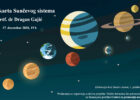 """Predavanje: """"Lična karta Sunčevog sistema"""" 4"""