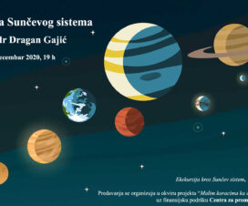 """Predavanje: """"Lična karta Sunčevog sistema"""" 6"""