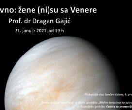 """Predavanje: """"Definitivno: žene (ni)su sa Venere"""" 2"""