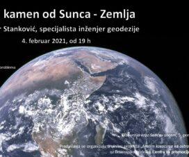 """Predavanje """"Treći kamen od Sunca – Zemlja"""" 1"""