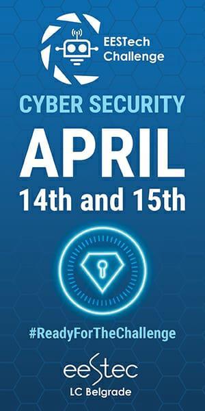 Internacionalno takmičenje EESTech Challenge iz oblasti Cybersecurity 1