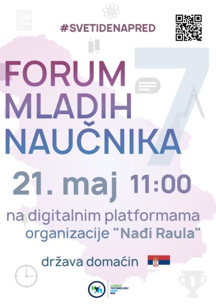 Forumu mladih naučnika - Niš 1