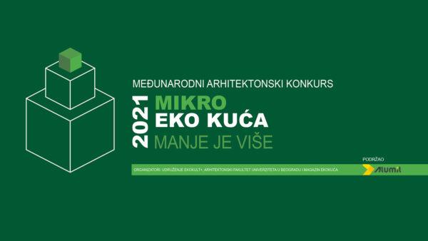Međunarodni arhitektonski konkurs Mikro eko kuća za mlade arhitekte i dizajnere, studente arhitekture i dizajna 1