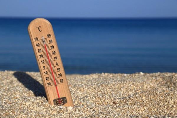 Termometar na suncu